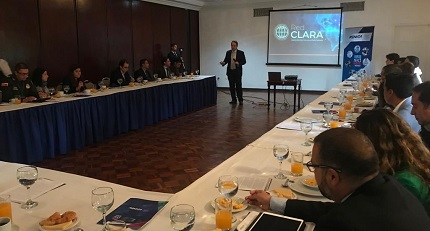 BELLA project presented in Colombia