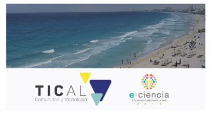 Mexico and Colombia were the most participative countries in the calls for TICAL and e-Ciencia